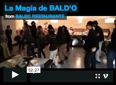 La magia de BalD'O invade Puerto Venecia Zaragoza